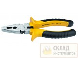 "Плоскогубцы STAYER ""STANDARD"" TopGrip, 180мм"